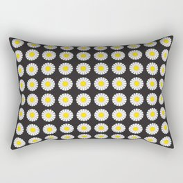 Mini OCD Sunflowers Rectangular Pillow