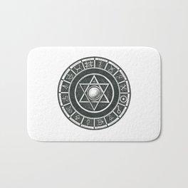 Alchemist's Seal Bath Mat