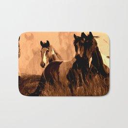 Horse Spirits Bath Mat