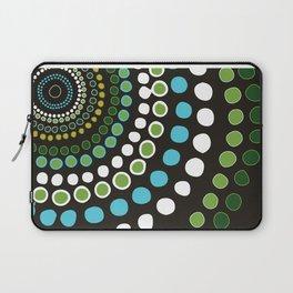 Aboriginal Pattern No. 6 Laptop Sleeve
