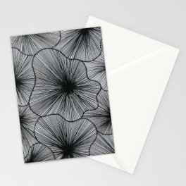 Geometric spaces Stationery Cards