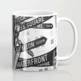 Directions please Coffee Mug
