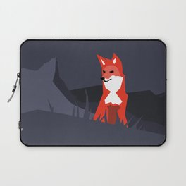 On The Hunt Laptop Sleeve
