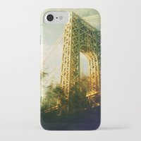 bridge iPhone & iPod Cases featuring Bridge by Claire Beaufort