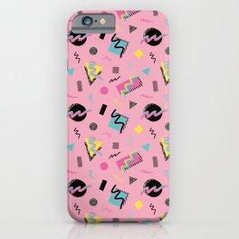 Postmodern Slumber Party iPhone Case