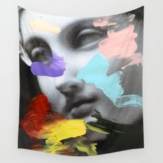 Composition 458 Wall Tapestry