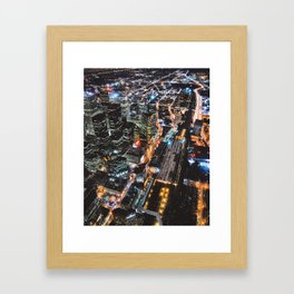 Throwback TO CN Tower Views 2006 (8x10 or 4:3 ratio) Framed Art Print