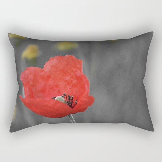 Poppy Rectangular Pillow