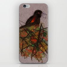 Red-winged iPhone Skin