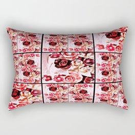 Rose Love Rectangular Pillow