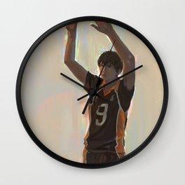 Kageyama Tobio Wall Clock
