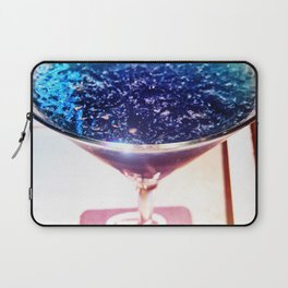Deep Blue Reflection Laptop Sleeve