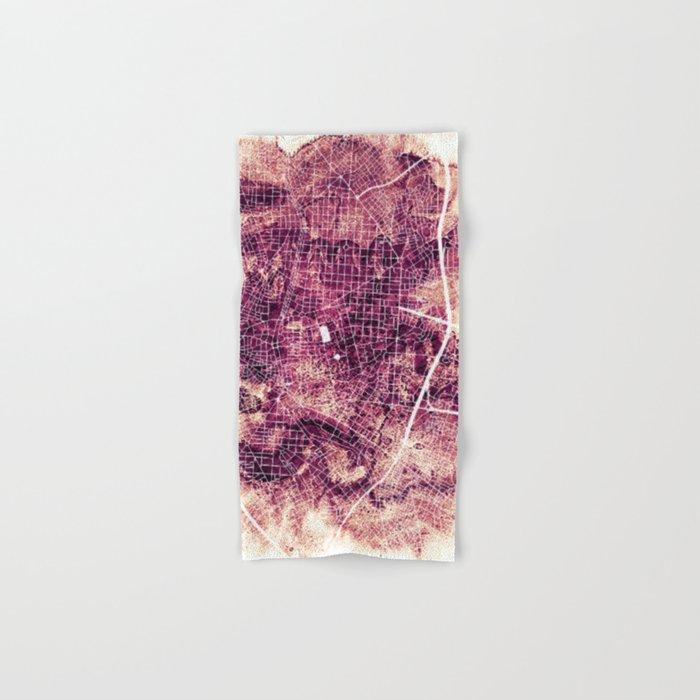 Madrid Hand & Bath Towel