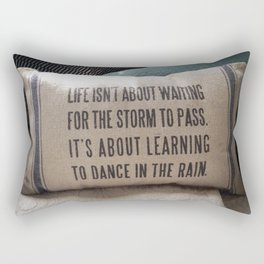 Life Rectangular Pillow