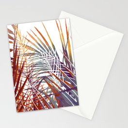 Arecaceae - household jungle #4 Stationery Cards