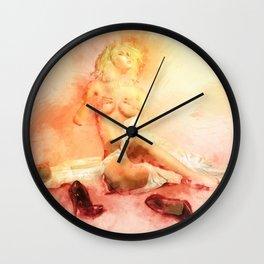 Beautiful Secret - The Fantasy II Wall Clock