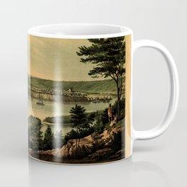 Saint Paul Minnesota 1853 Coffee Mug