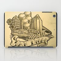 """san diego iPad Cases featuring """"San Diego"""" by Vic Martin"""