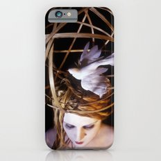 Bird Headpiece iPhone 6s Slim Case