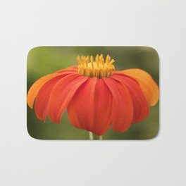 Mexican Sunflower Bath Mat