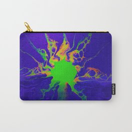 Blacklight Sunset 01 Carry-All Pouch