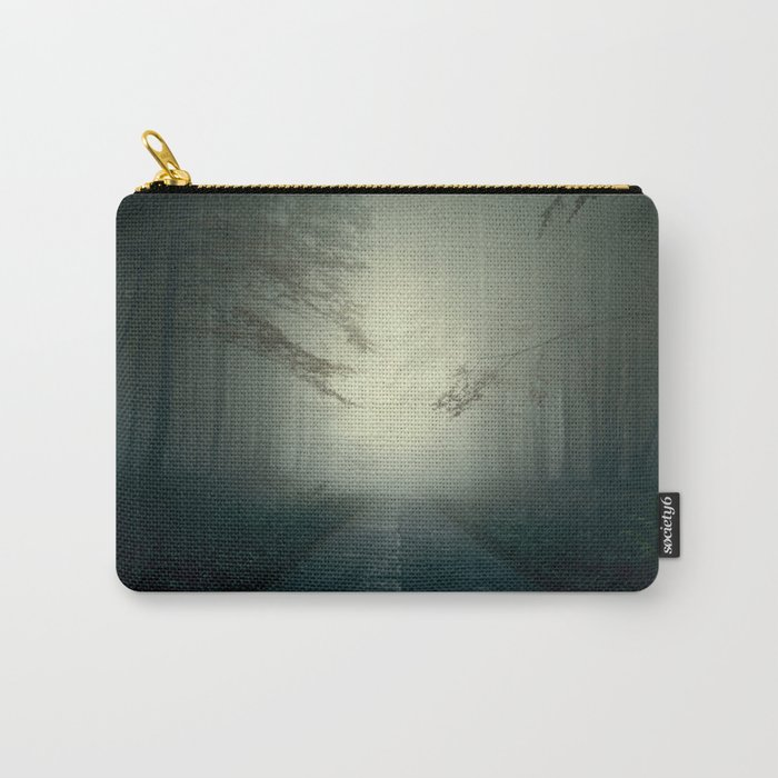 Foggy Stories Carry-All Pouch