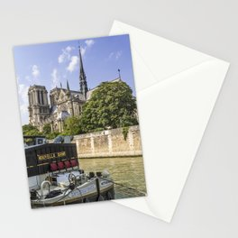 PARIS Cathedral Notre-Dame Stationery Cards