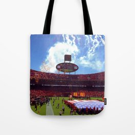Arrowhead Home Opener Tote Bag