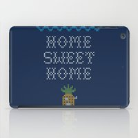 home sweet home iPad Cases featuring Home Sweet Home by Phil Jones