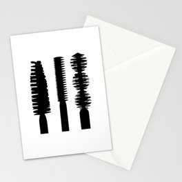 Mascara Stationery Cards