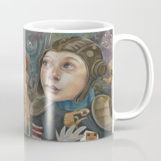 IMAGINARY ASTRONAUT Mug