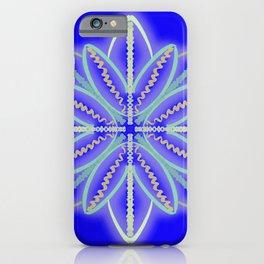 Light flower iPhone Case