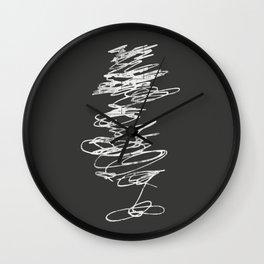 PINPOINT Wall Clock