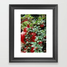 Aesthete Framed Art Print