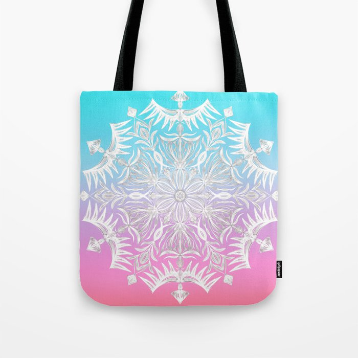 Crystal Dawn Tote Bag