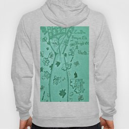 Weight Of The World Hoody