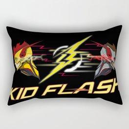 Kid Flash Rectangular Pillow