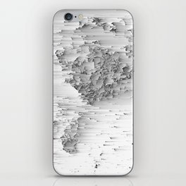 Japanese Glitch Art No.1 iPhone Skin