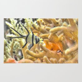 Under Water photography Rug