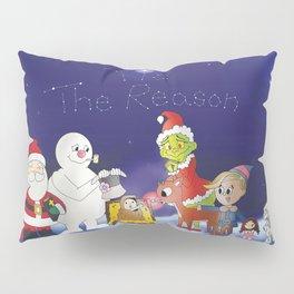 'Tis the Reason for the Season Pillow Sham