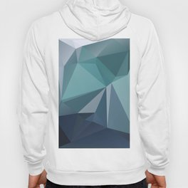 Ice / poster, art prints, deco, scandinavian images, geometric, pastel poster, mountains, minimalist Hoody