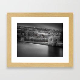 Derwent Resevoir Framed Art Print