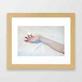 The Spark  Framed Art Print