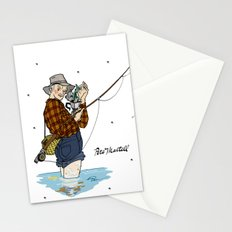Pete Martell Pin-up Stationery Cards