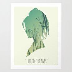 Lucid Dreams Art Print