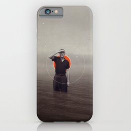 Where Have You Gone Without Me iPhone Case
