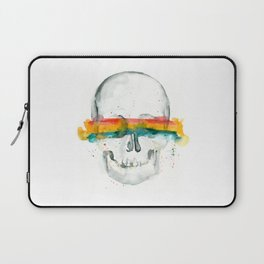 The Anonymity of Existence Laptop Sleeve