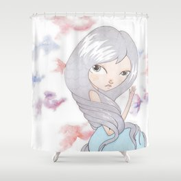 A sailor's Dream Shower Curtain