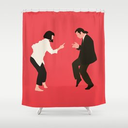 Movie Poster Shower Curtains