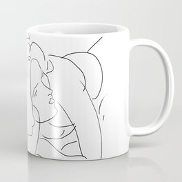 Matisse Line Art #5 Coffee Mug